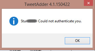 tweet-adder-could-not-authenticate-you