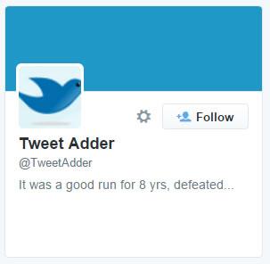 tweet-adder-no-more